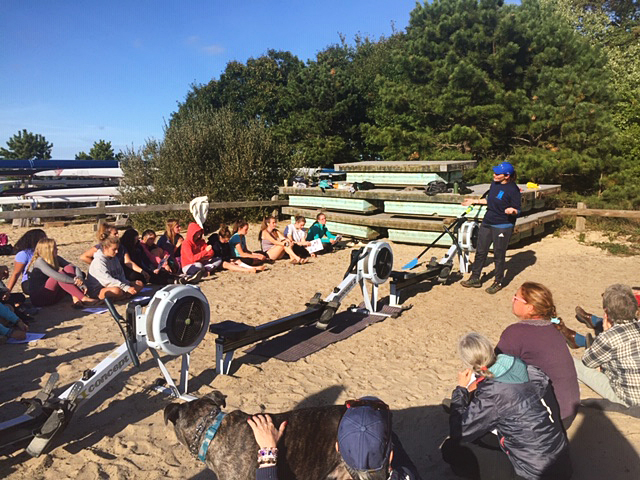 Coxswain Clinic Adults and Youth